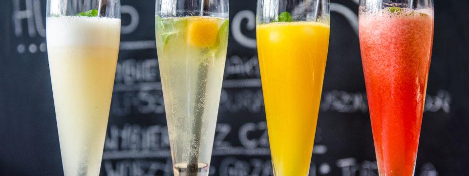Slider – drinki z Prosecco