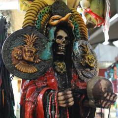 Święta Śmierć, święty przemytników narkotyków i mydełko na podwójne szczęście. W co wierzą Meksykanie? / z gildią tam i z powrotem / 20 czerwca 2015