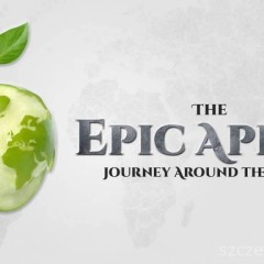 Ugryźć kawałek świata, czyli The Epic Apple Journey Around the World || z gildią tam i z powrotem || 6 listopada 2015