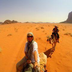 Jordania, serce Bliskiego Wschodu | z gildią tam i z powrotem | 8 kwietnia 2016