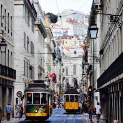 Osiem miesięcy w Portugalii, stolicy fado, bacalhau i ginjy / 5 luty 2016