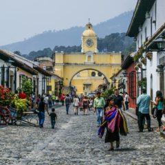 Barwna mozaika krajów Ameryki Środkowe / 17 marca 2016