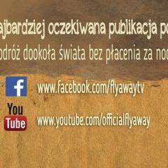 Jak podróżować za darmo – Władysław Labuda – prelekcja i promocja książki / 31 marzec 2016