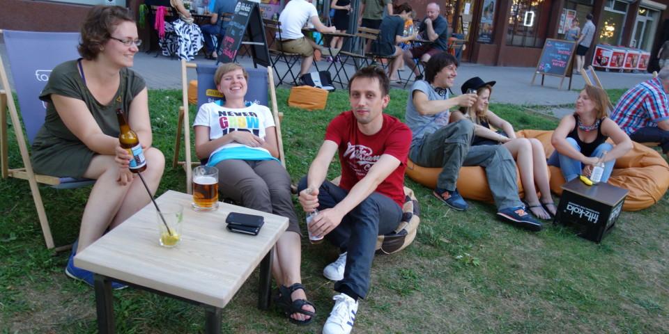 Pierwsze URODZINY Tam i z Powrotem / 14 sierpnia 2015