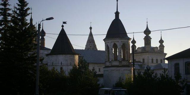 Moja Rosja: zapomniane kremle i opiewane zimy.