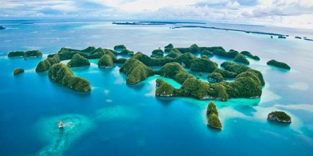 Palau – wyprawa na 'koniec tęczy'