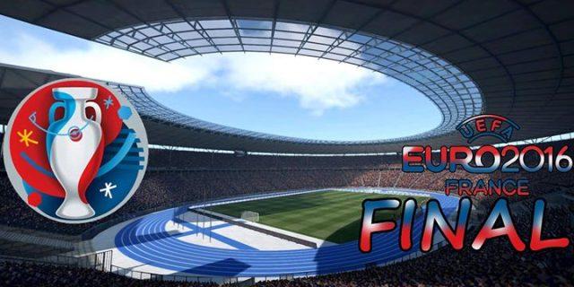 Euro 2016 – mecz finałowy