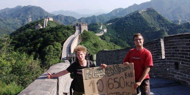 Kierunek Kitaj, czyli autostopem do Chin i dalej