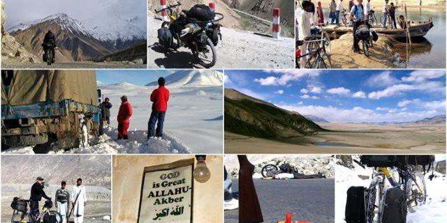 Rowerem przez Tybet, Nepal i Pakistan.