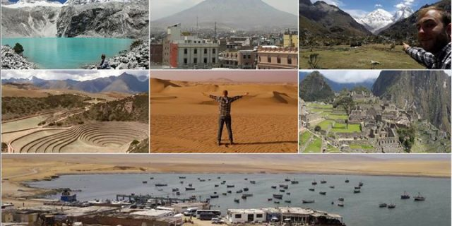 Moje Peru, czyli samotna przygoda w kraju Inków!