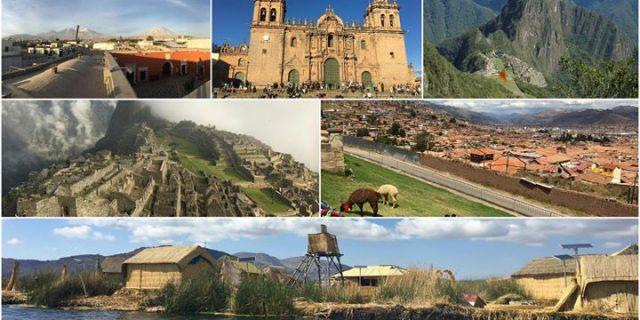 Południowe Peru, czyli góry, góry, i jeszcze raz góry