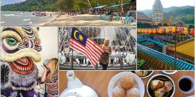 Blondynka w Malezji – o życiu w tropikach