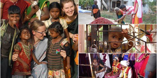 Swoją miłość poznałam w Indiach