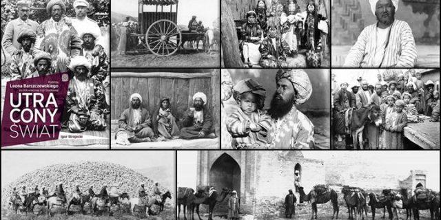Podróż do XIX w. Samarkandy oczami Leona Barszczewskiego