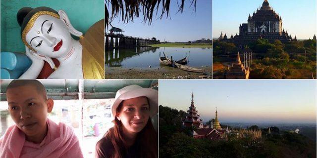 Mingalaba! Z wizytą w kraju złotych stup i uśmiechniętych ludzi.