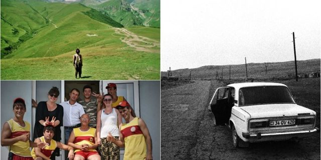 Czy Kaukaz zaskakuje? Anegdoty z Gruzji, Armenii, Azerbejdżanu.