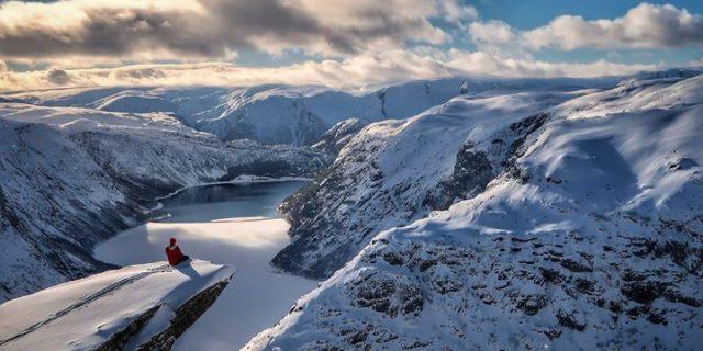 Norwegia z Łowcami Wrażeń