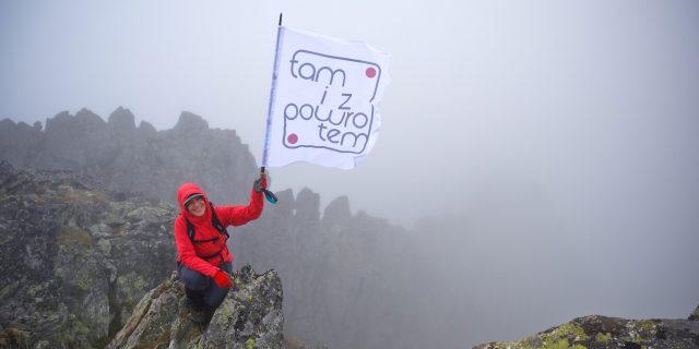 Tam i z Powrotem w Tatrach – Mały Kozi Wierch