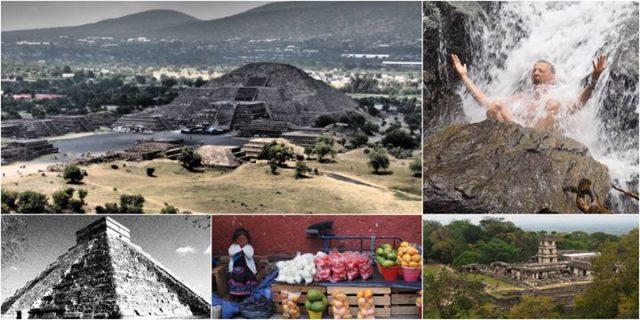 Opowieści mocy – Meksyk