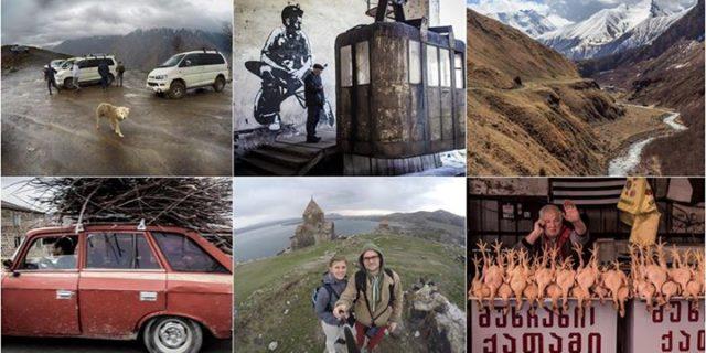 Na drogach Kaukazu – pokaz zdjęć oraz otwarcie wystawy zdjęć