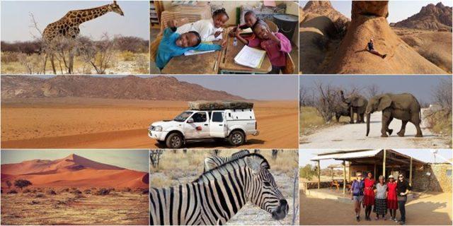 Namibia – self drive