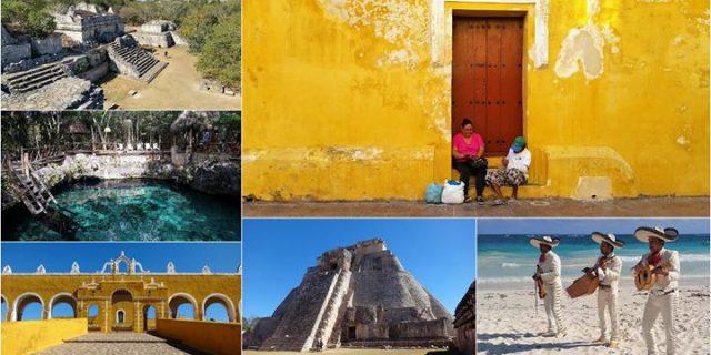 W republice Majów, czyli co kryje w sobie półwysep Jukatan