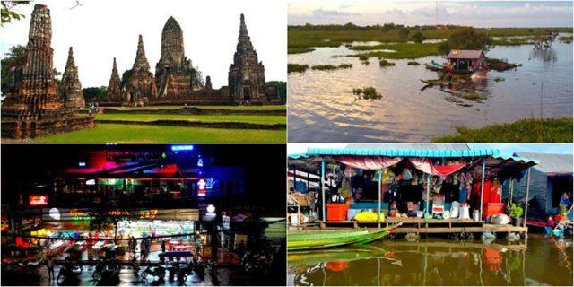 Subiektywnie o Kambodży i z kilka słów o Wietnamie