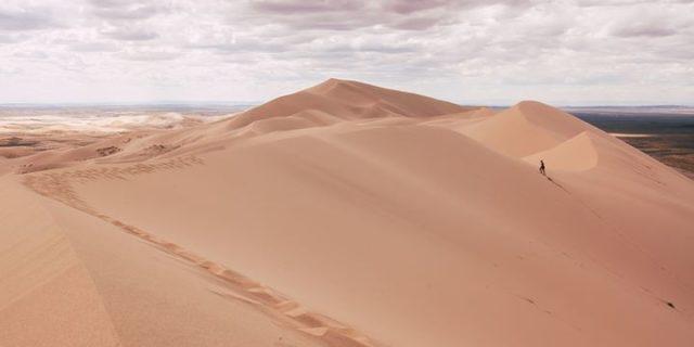 Mongolia z Łowcami Wrażeń