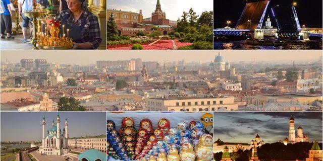 Spełnione marzenie o Rosji