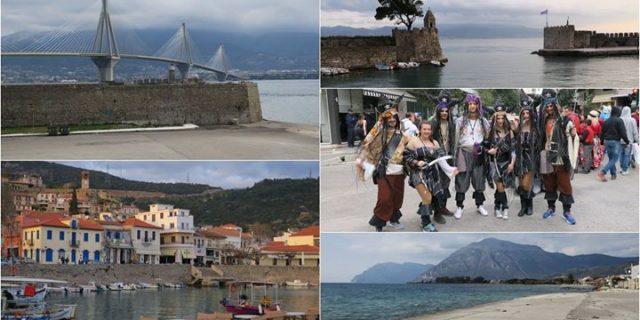 Greckomi – Ateny i Peloponez