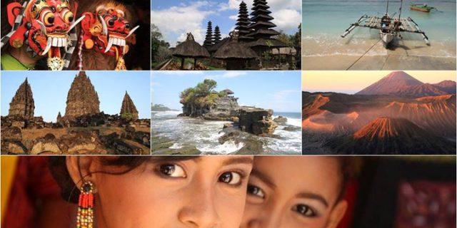Indonezja w kraju tysięcy wysp.