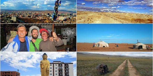 Mongolia – off-road bez samochodu