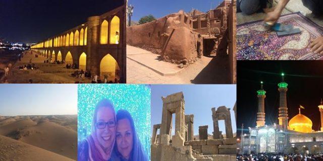 Iran, turystycznie i nie-turystycznie zarazem.