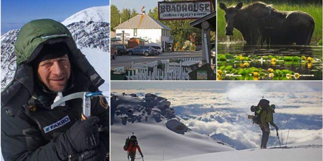 Alaska – lodowce, dzika przyroda i ludzie