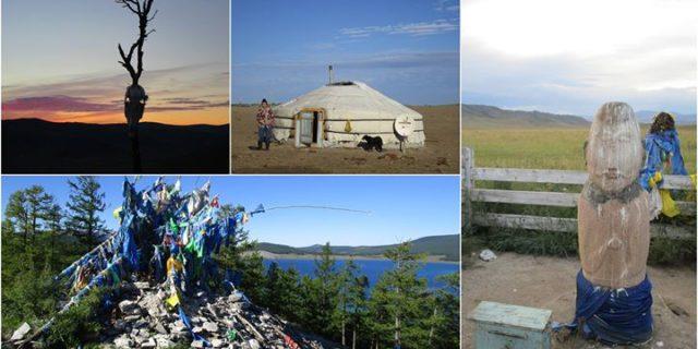 Przez Urianchaj i Mongolię jeszcze raz