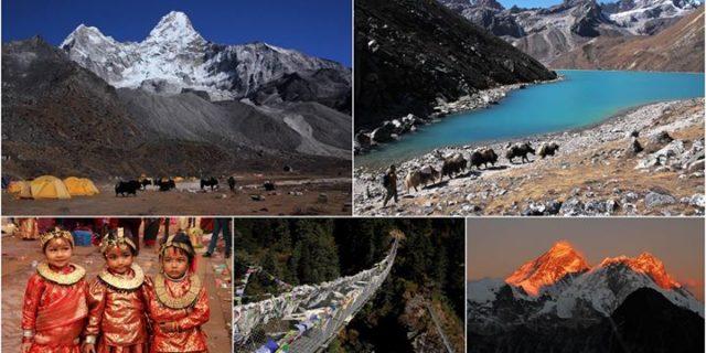 W cieniu himalajskich kolosów – Everest oraz w Dolinie Langtang.