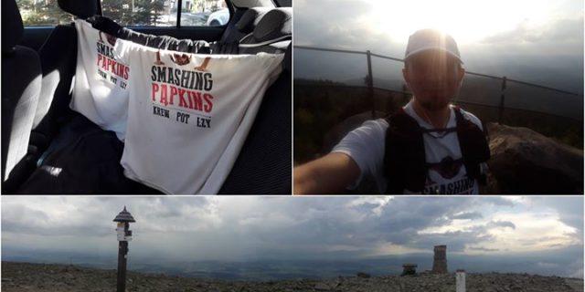 W sześć dni przez polskie góry – O Koronie Gór Polski i bieganiu