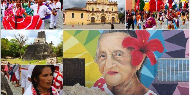 W poszukiwaniu szczęścia z plecakiem – Meksyk, Belize, Gwatemala