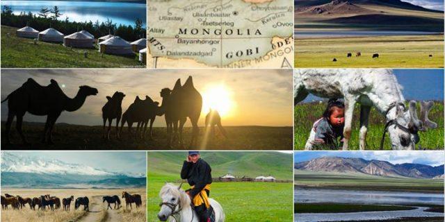 Mongolia – kalejdoskop wrażeń
