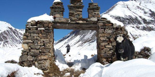 Nepal przed trzęsieniem ziemi