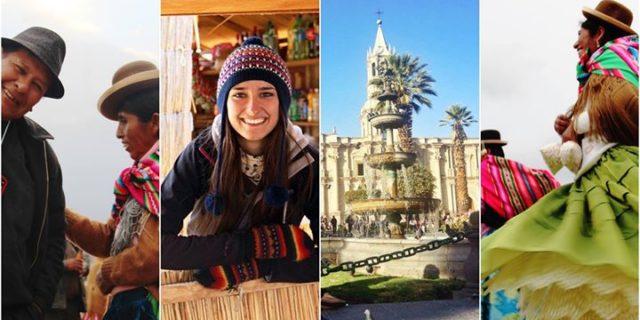 Pół roku w Krainie Inków – opowieści z Peru