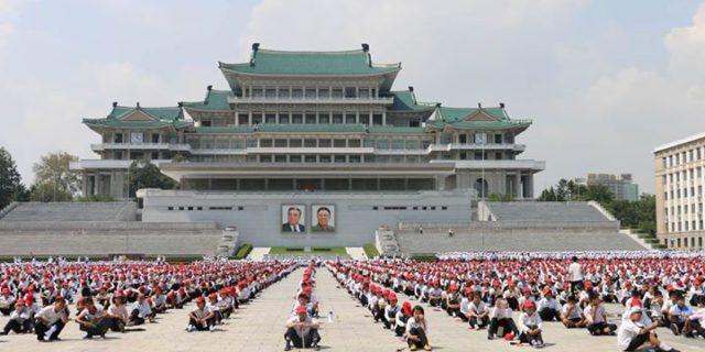 Odkrywamy Koreę Północną. Spotkanie z Karoliną Bednarz.
