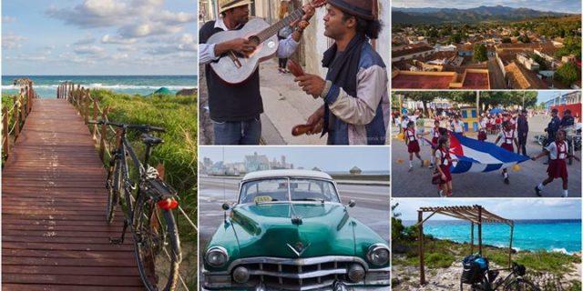 Rowerem przez Kubę