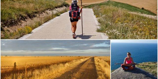 Magiczna droga 900 km – piesza trasa Camino Frances.