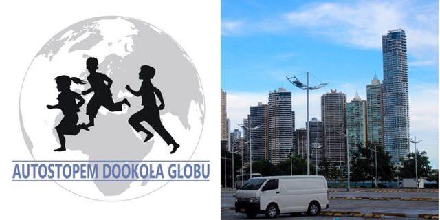 Autostopem dookoła globu w 4 miesiące dla domu dziecka Zakątek