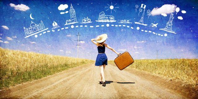 """""""100 pomysłów na podróżowanie"""" – spotkanie autorskie"""