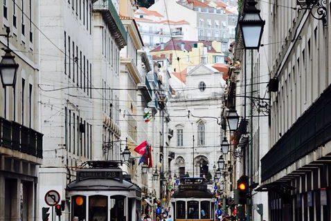 Osiem miesięcy w Portugalii, stolicy fado, bacalhau i ginjy