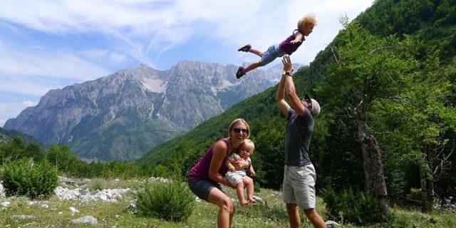 Albania z maluchami– gorąca podróż w dalekie Bałkany