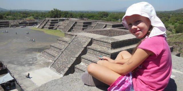 Od Ziemi Ognistej po Alaskę cz. II (Ameryka Poł i Śr – rodzinna podróż MAK-a) od Hondurasu po Alaskę poprzez Gwatemalę, Meksyk, USA i Kanada