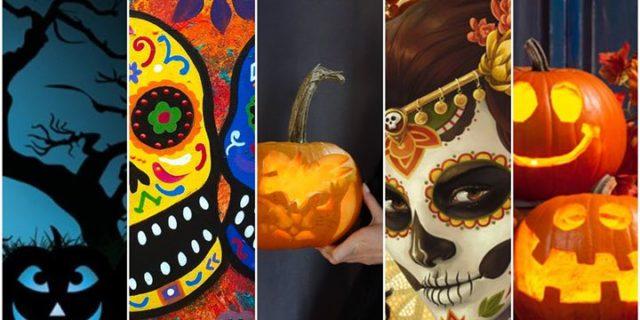 Halloween / Dia delos muertos / Święto Zmarłych na wesoło :)